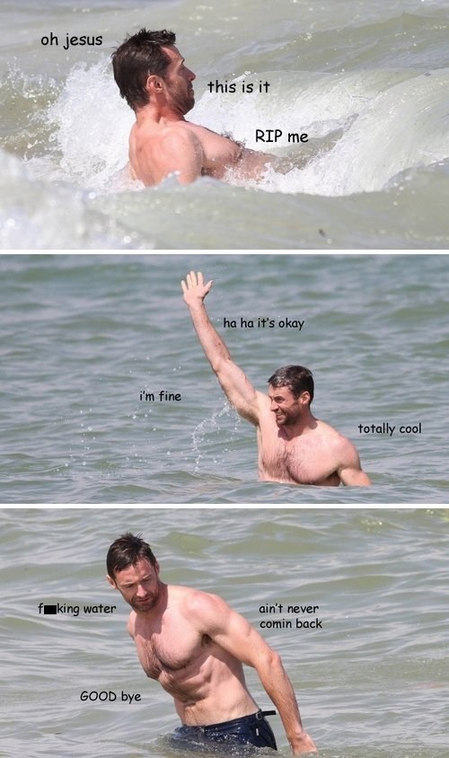 ocean,hugh jackman