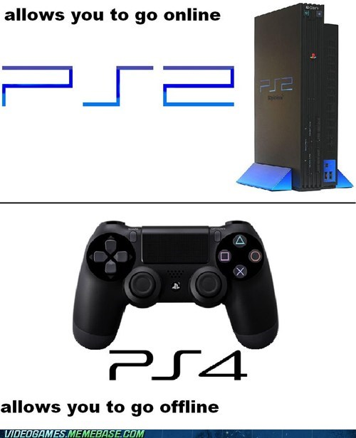Consoles: Then and Now