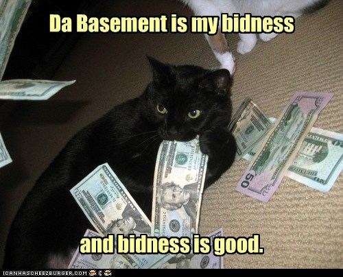 basement,business