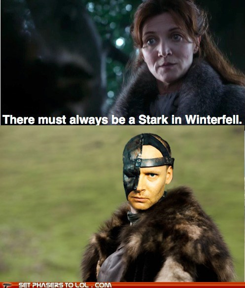 The New Stark of Winterfell