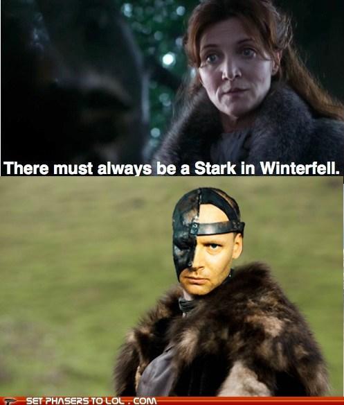 The New Stark of Winterfell
