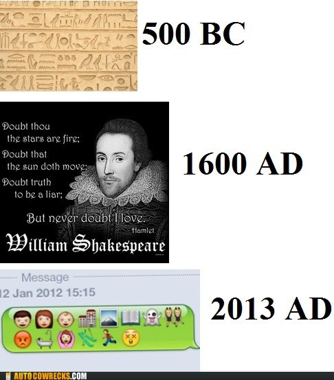 egypt,modern discourse,shakespeare,g rated,AutocoWrecks