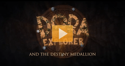 Dora The Explorer And the Destiny Medallion Part 2