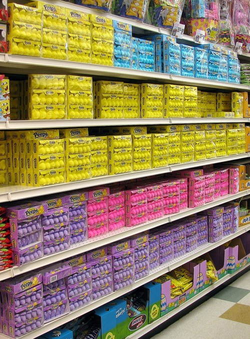 Let the Peep-ageddon Begin!