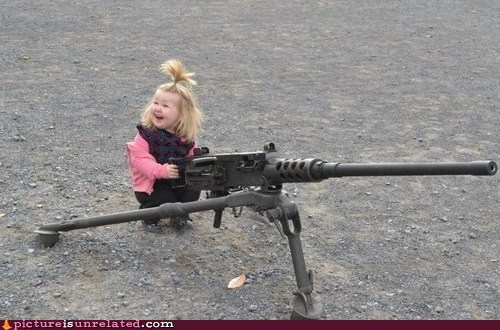 Babys first 50 cal