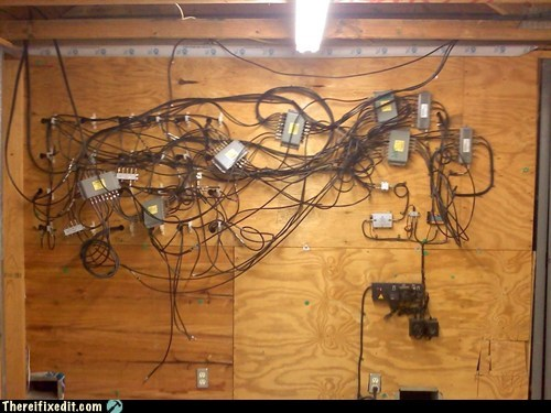 wires,routing,cable