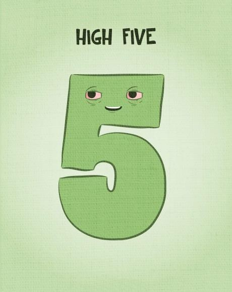 High Five Loves Adult Swim and Flaming Hot Cheetos