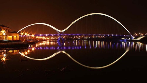 The Infinity Bridge, Stockton