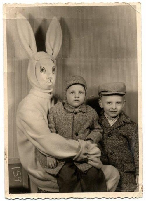 Happy Easter! Get Scared!