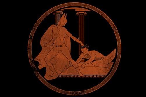 A Ancient Greek Batman