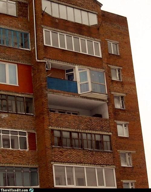 architecture,windows,balconies