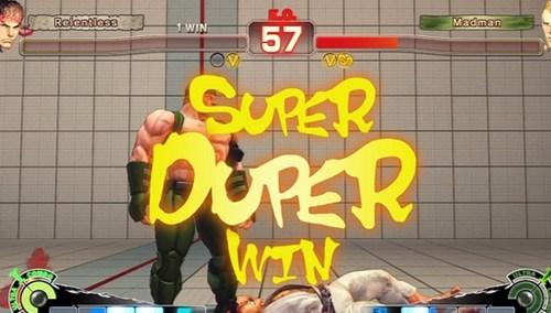 Capcom Introduces Super Duper Street Fighter IV