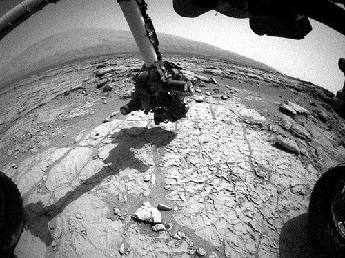 A Habitable Mars