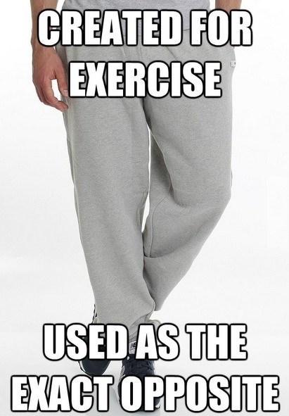 lazy,sweatpants,exercise,pajamas