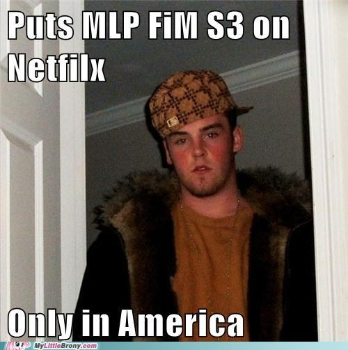 Scumbag Hasbro and or Nextflix