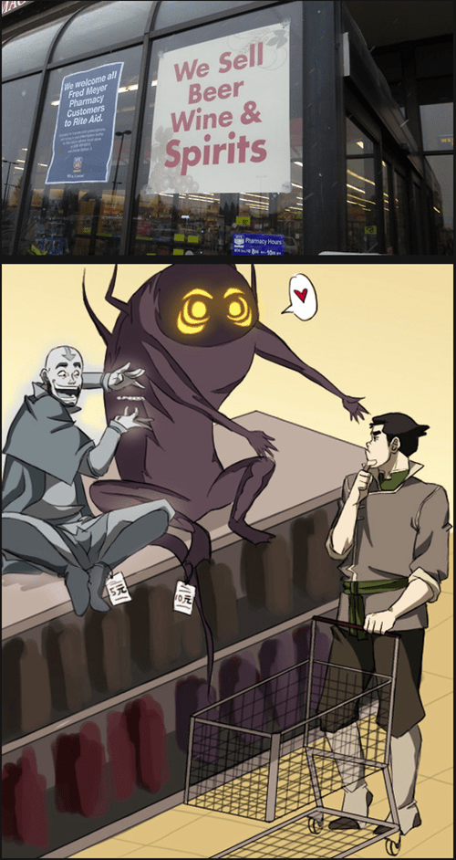 Discount Spirits!