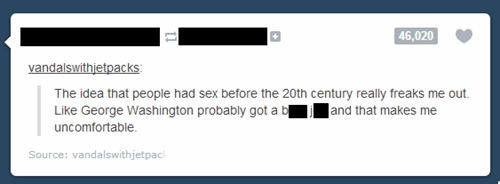 Sex Has Been Around Since the 18th Century