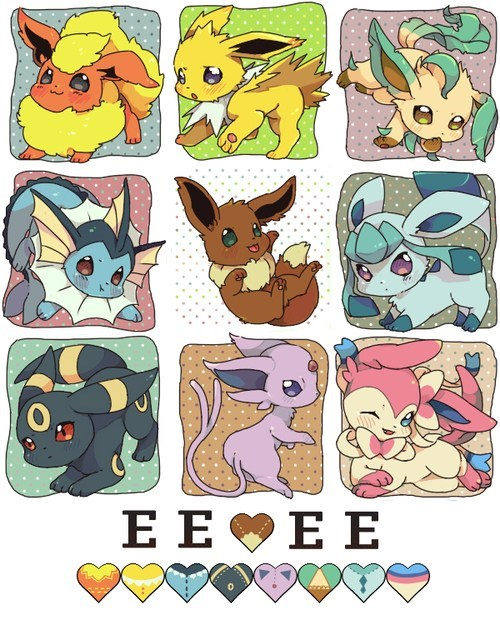 Eevee is Just Too Cute