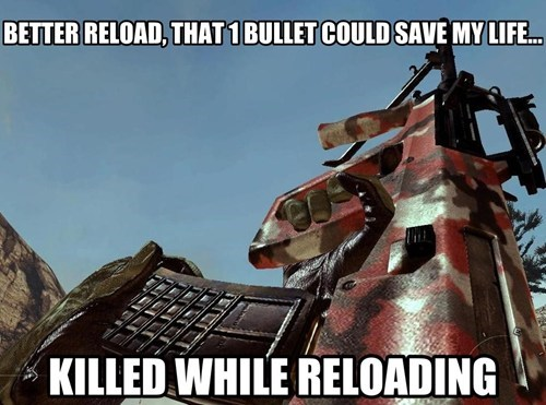 You Need to Do the Cancel Reload Trick