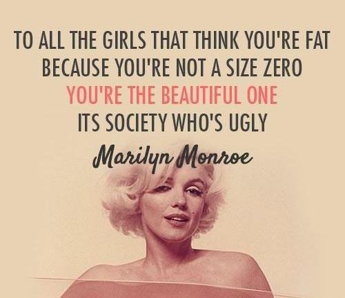 Inspirational Marilyn