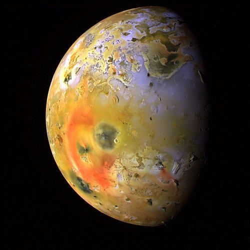 Sweet Image of Io