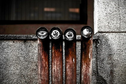The Streets Are Watching You Back