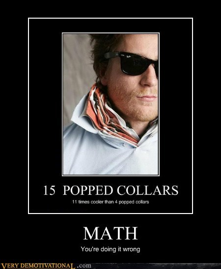 How Many Collars Can You Pop?