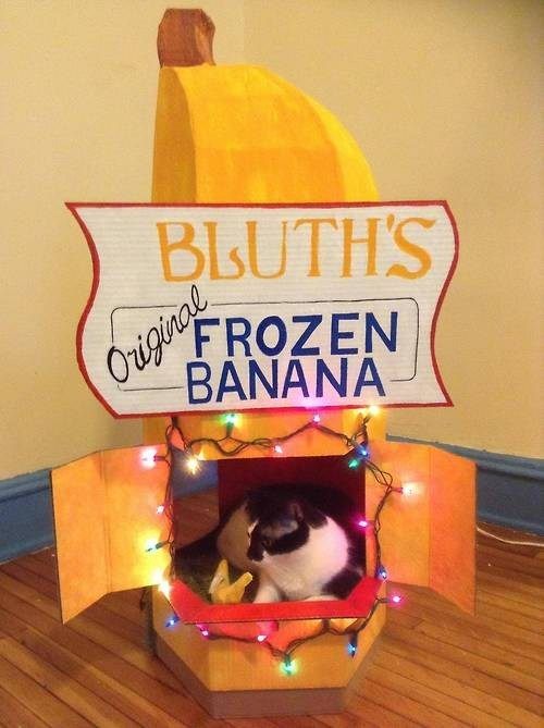 arrested development,banana stand