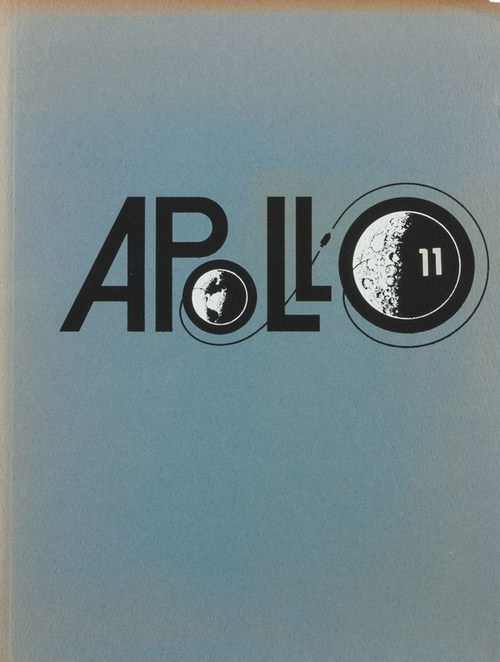 The Apollo 11 Manual Cover