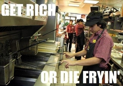 Wonder if Those Fries Cost 50 Cent