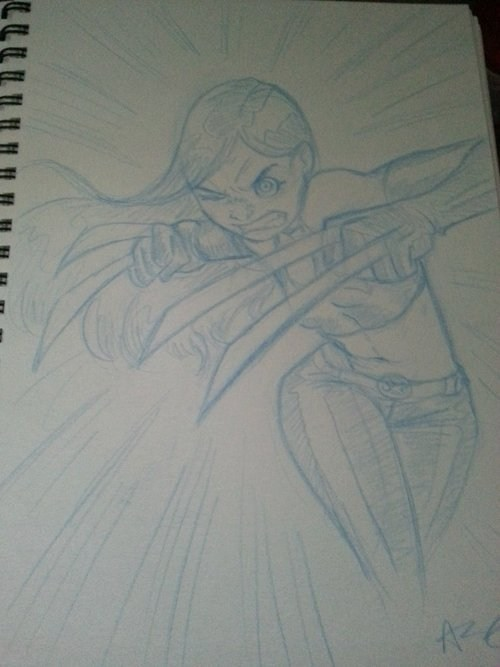 One Angry X-23