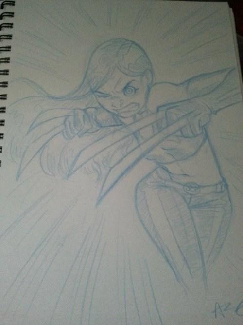 x-23,art,angry