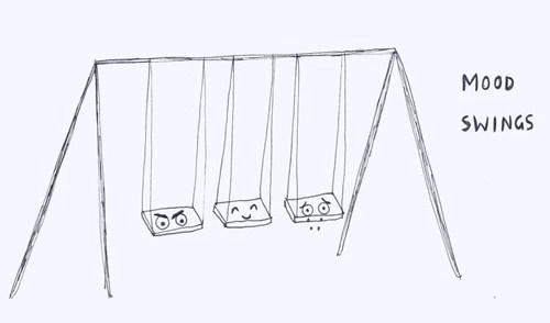 drawing,mood,swings