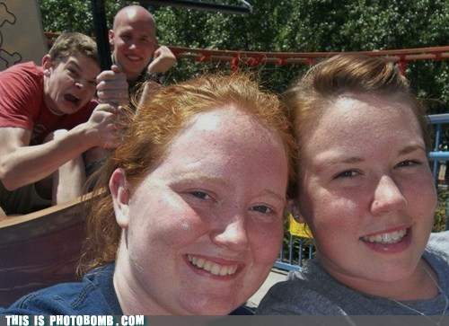 gingers,scared,yelling