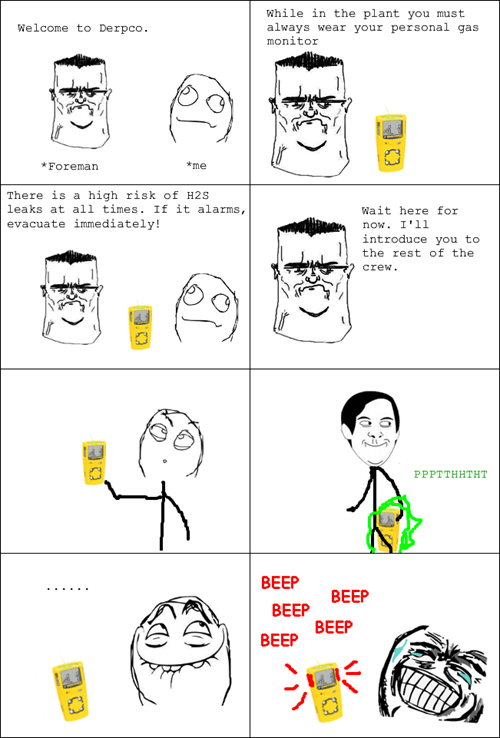 Trolling the Plant