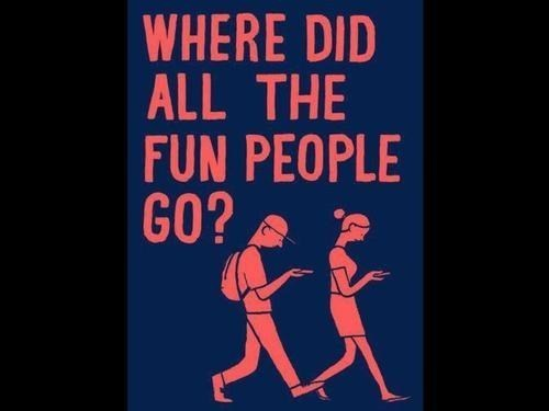 good question,kids these days,fun people