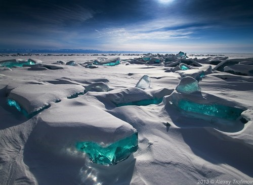 Places to Go Lake Baikal