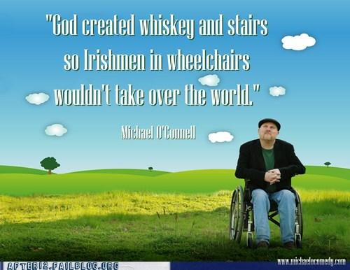 Irish Wisdom on Wheels