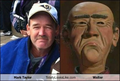 Mark Taylor Totally Looks Like Walter