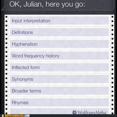 Uhhh I Think I Broke Siri
