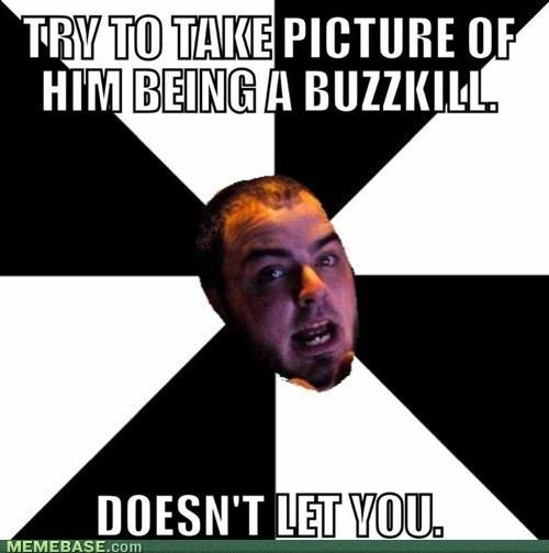 Buzz Kill Bill