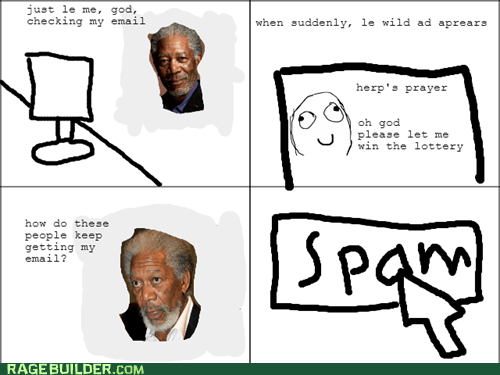 god,email,Morgan Freeman