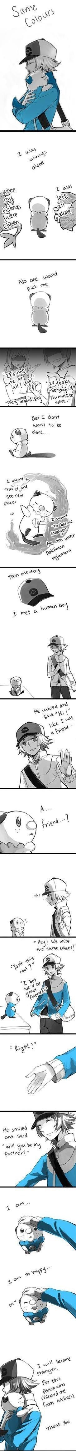 the internets,oshawott,comic,the feels