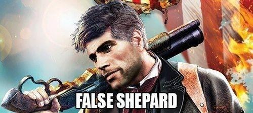 I'm False Shepard and This is My Favorite Store on Columbia