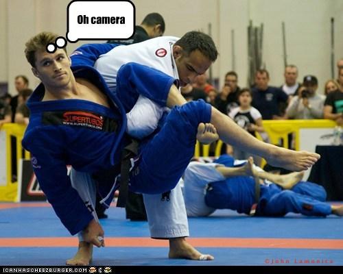 Oh camera