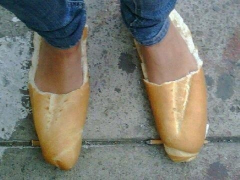 shoes,loafers,loaf,bread