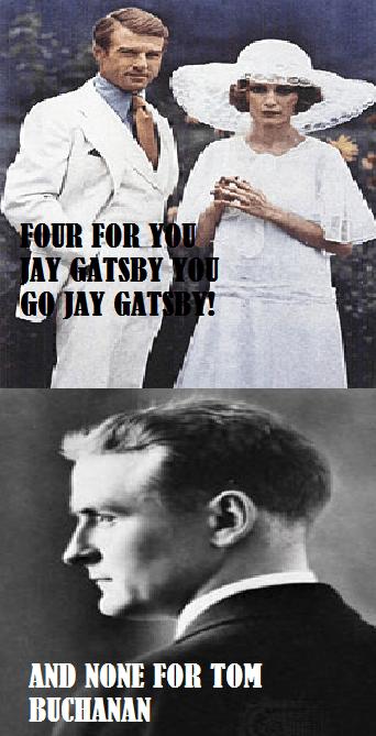 literature,tom buchanan,great gatsby