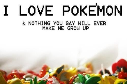 We Will Love Pokemon Forever
