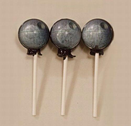 lollipops,star wars,Death Star