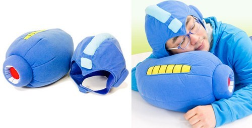 Super Napping Robot: Mega Man